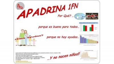 Apadrina una Familia Numerosa Madrid Anwaydo